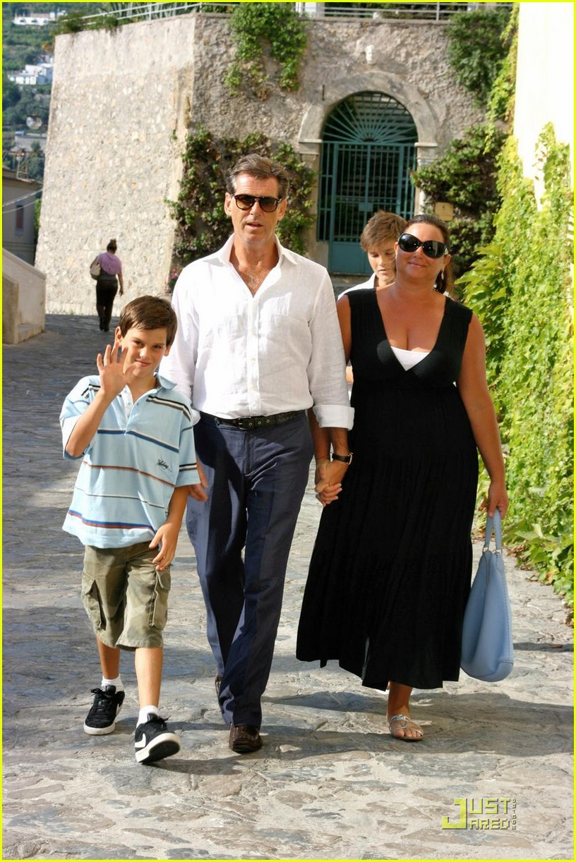 pierce brosnan ravello relatives 01