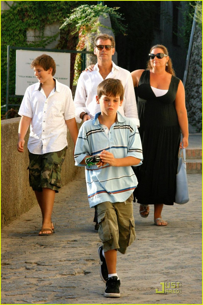 pierce brosnan ravello relatives 07