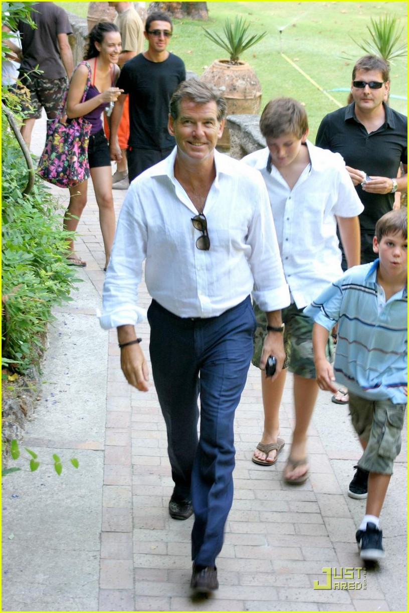 pierce brosnan ravello relatives 082141081