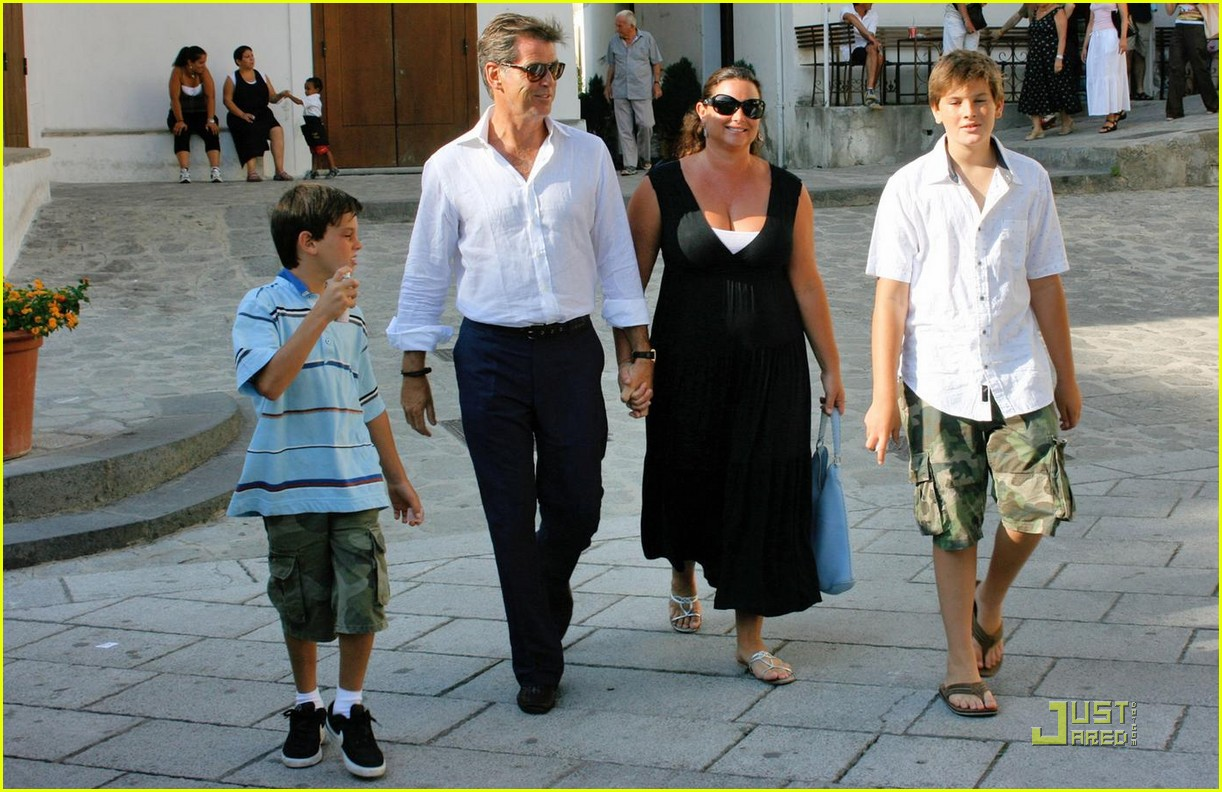 pierce brosnan ravello relatives 09