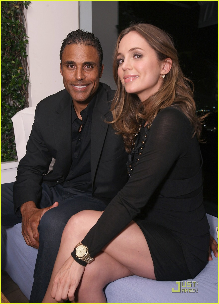 Who is rick fox married to or dating