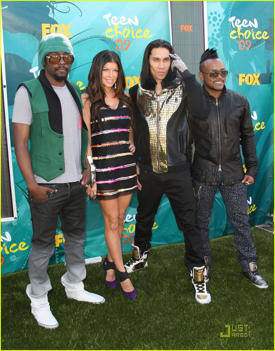 fergie teen choice awards 2009 012118122
