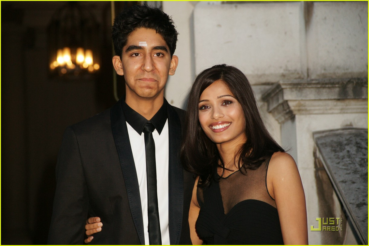 freida pinto dev patel film4 summer screen 082096812