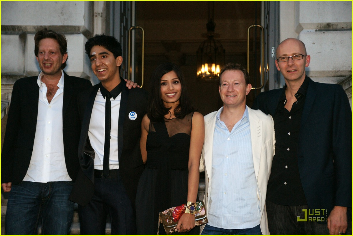 freida pinto dev patel film4 summer screen 252096982
