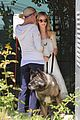 sarah michelle gellar visits the vet 19