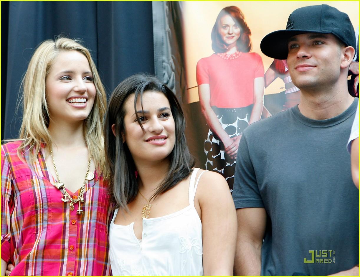 I'm Just Jared, And I'm A Gleek: Photo 2140322 | Amber ...