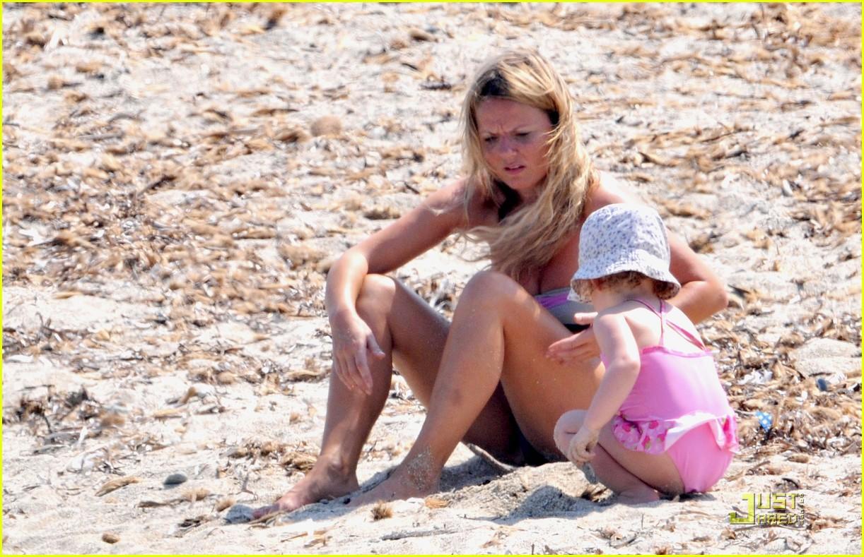 geri halliwell bikini bliss 04