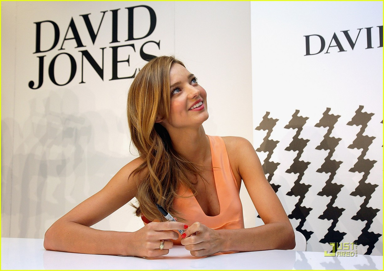 miranda kerr david jones fashion ambassador 022131421