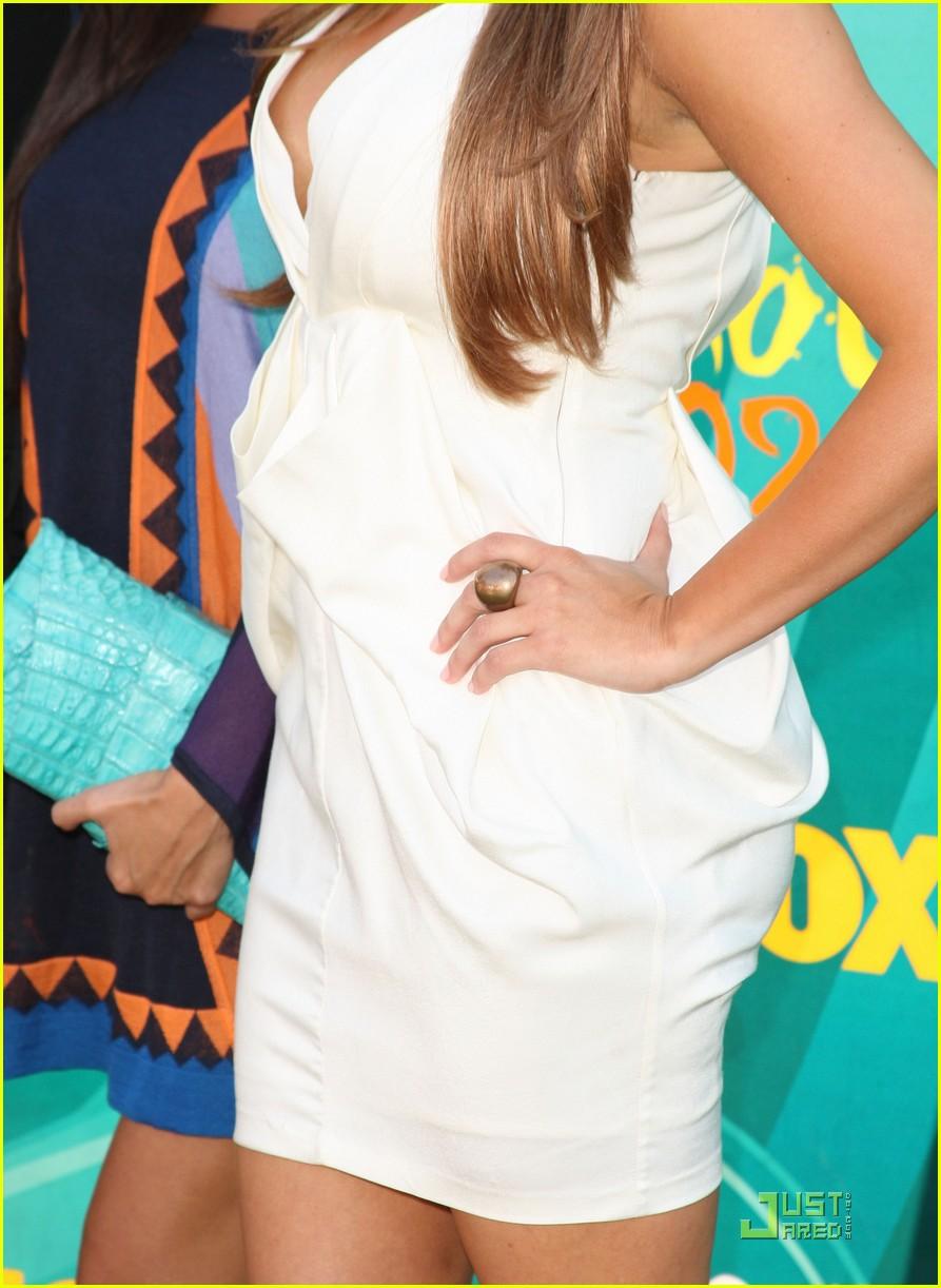 kim kardashian blonde teen choice awards 2009 182117562