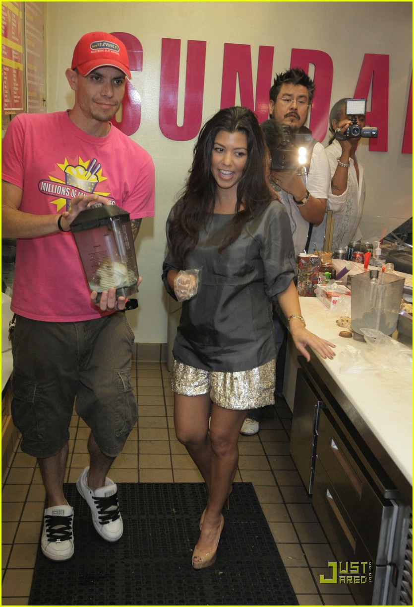kim kourtney kardashian make millions of milkshakes 112173381