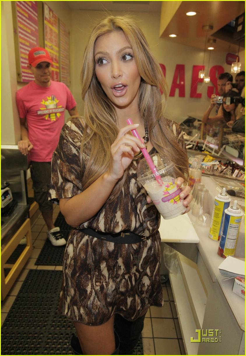 kim kourtney kardashian make millions of milkshakes 222173491