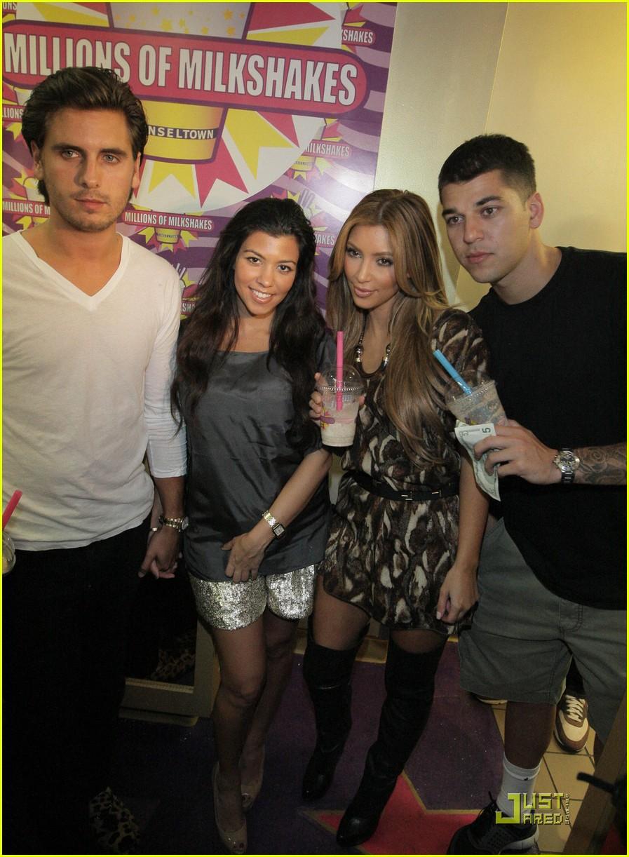 kim kourtney kardashian make millions of milkshakes 232173501