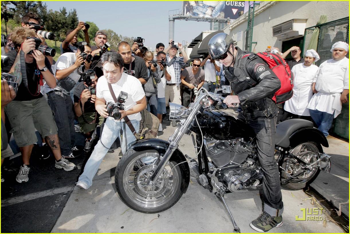 justin timberlake motorcycle 022128431