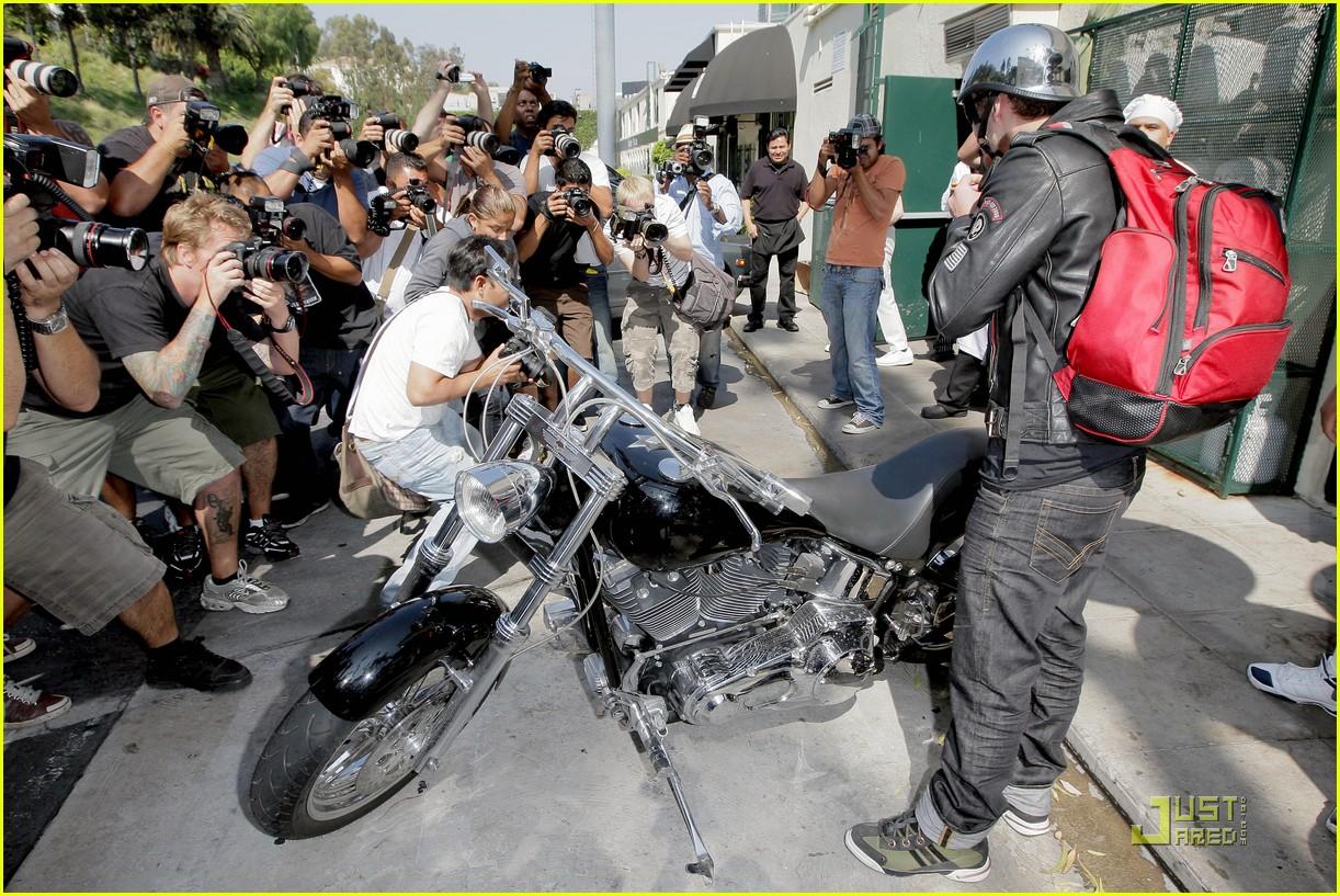 justin timberlake motorcycle 172128581