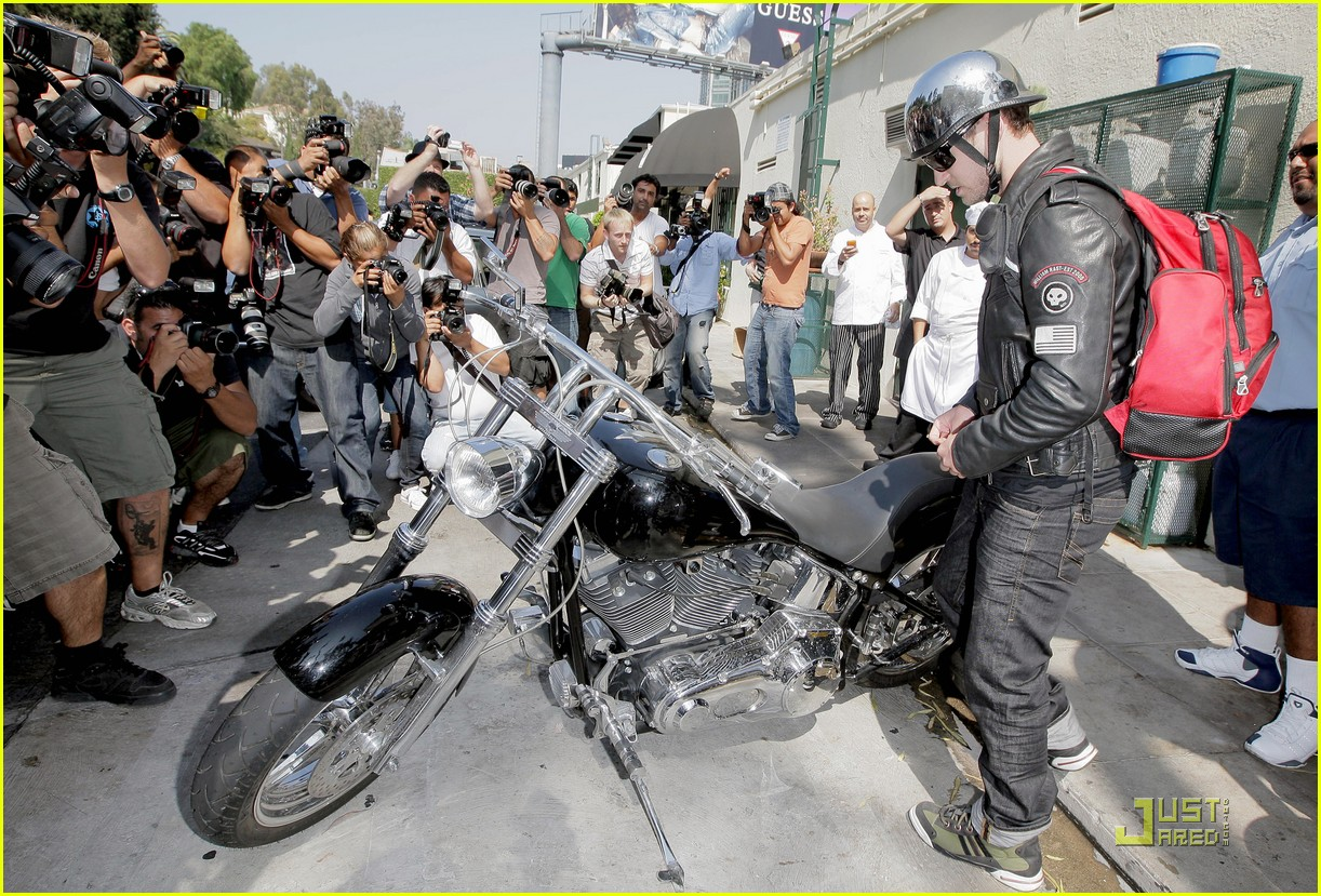 justin timberlake motorcycle 222128631
