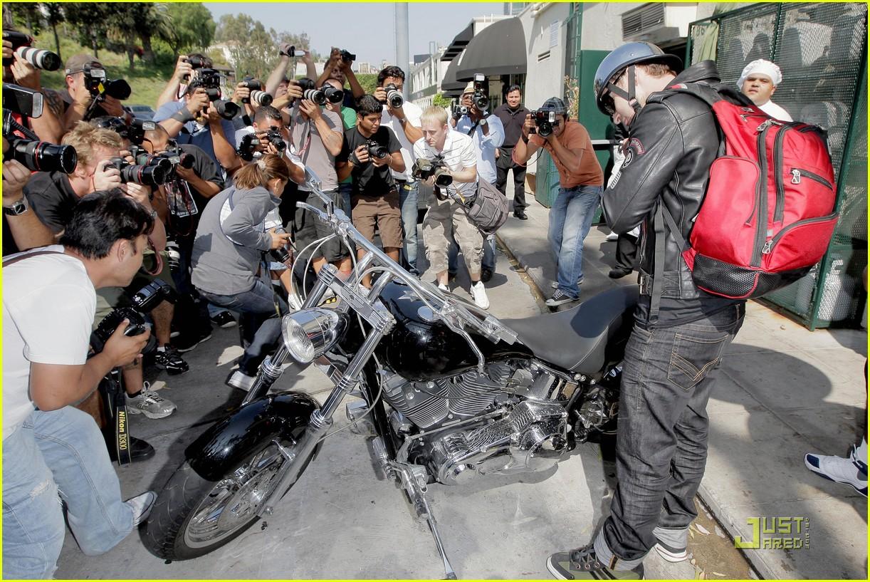 justin timberlake motorcycle 242128651