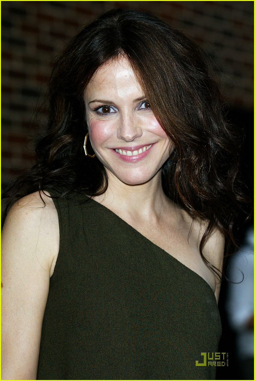 mary louise parker david letterman 01
