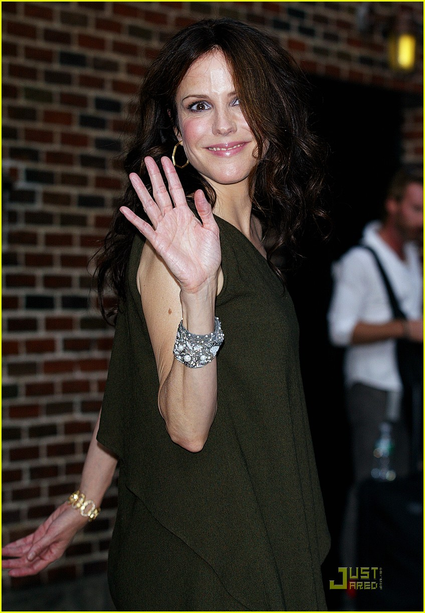 mary louise parker david letterman 042159752