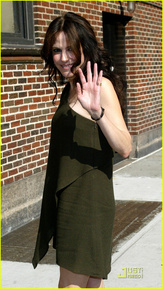mary louise parker david letterman 062159772