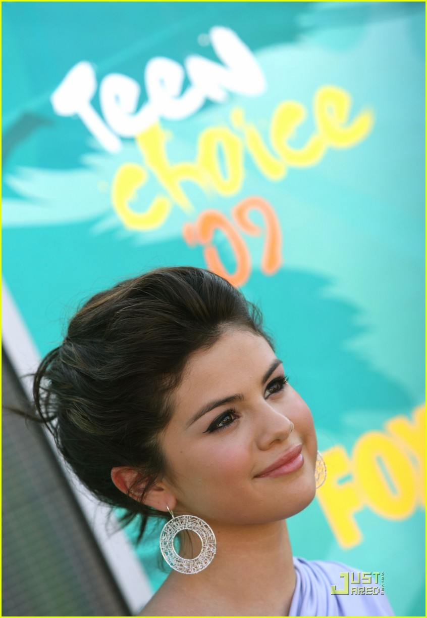 selena gomez teen choice awards 2009 152118682