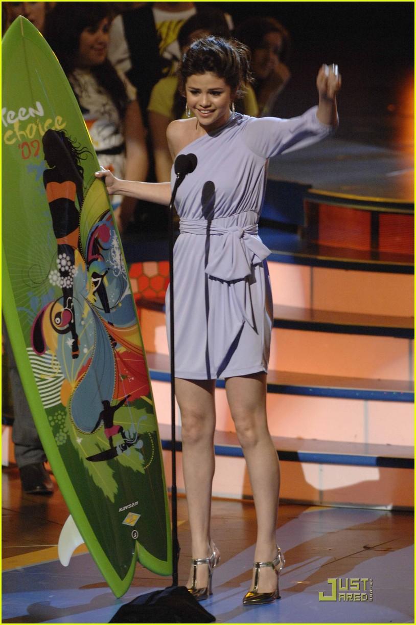 selena gomez teen choice awards 2009 202118732