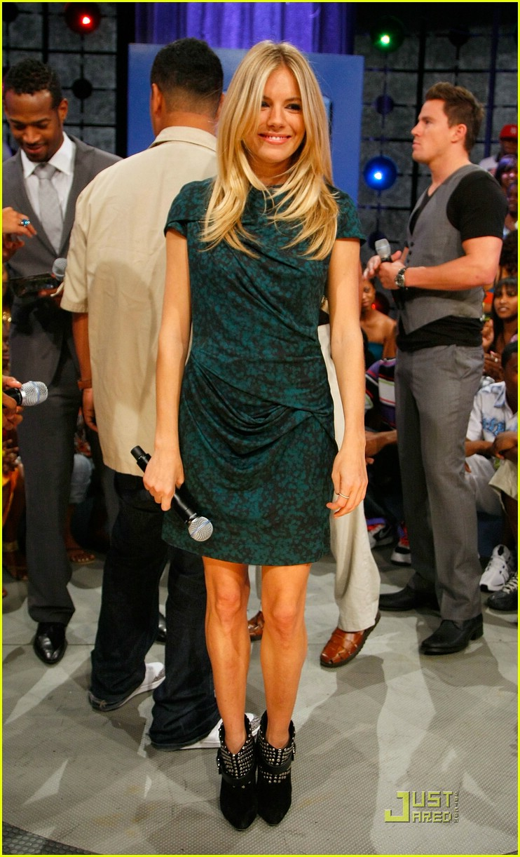 sienna miller channing tatum 106 and park 19