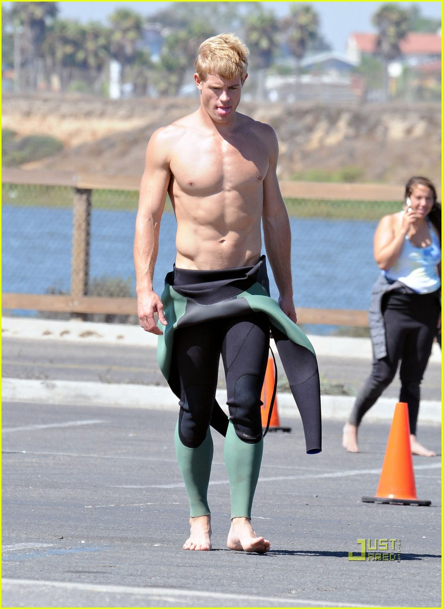 trevor donovan shirtless 10