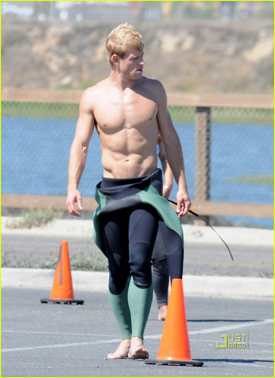 trevor donovan shirtless 11