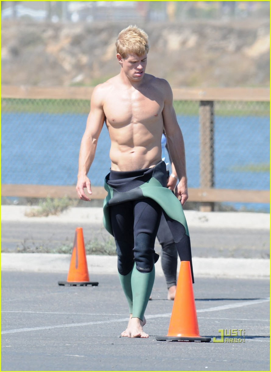 trevor donovan shirtless 14
