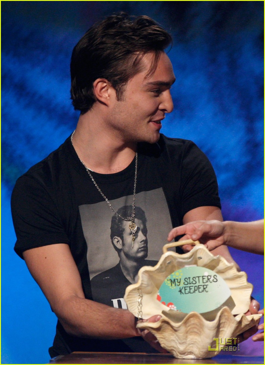 ed westwick teen choice awards 2009 01