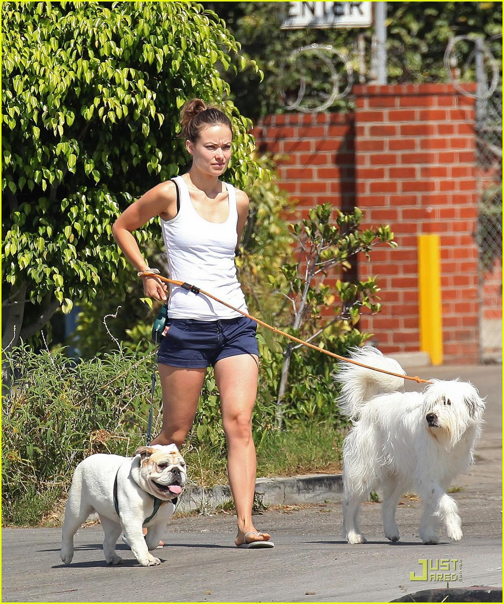 olivia wilde pooch passion 012114451