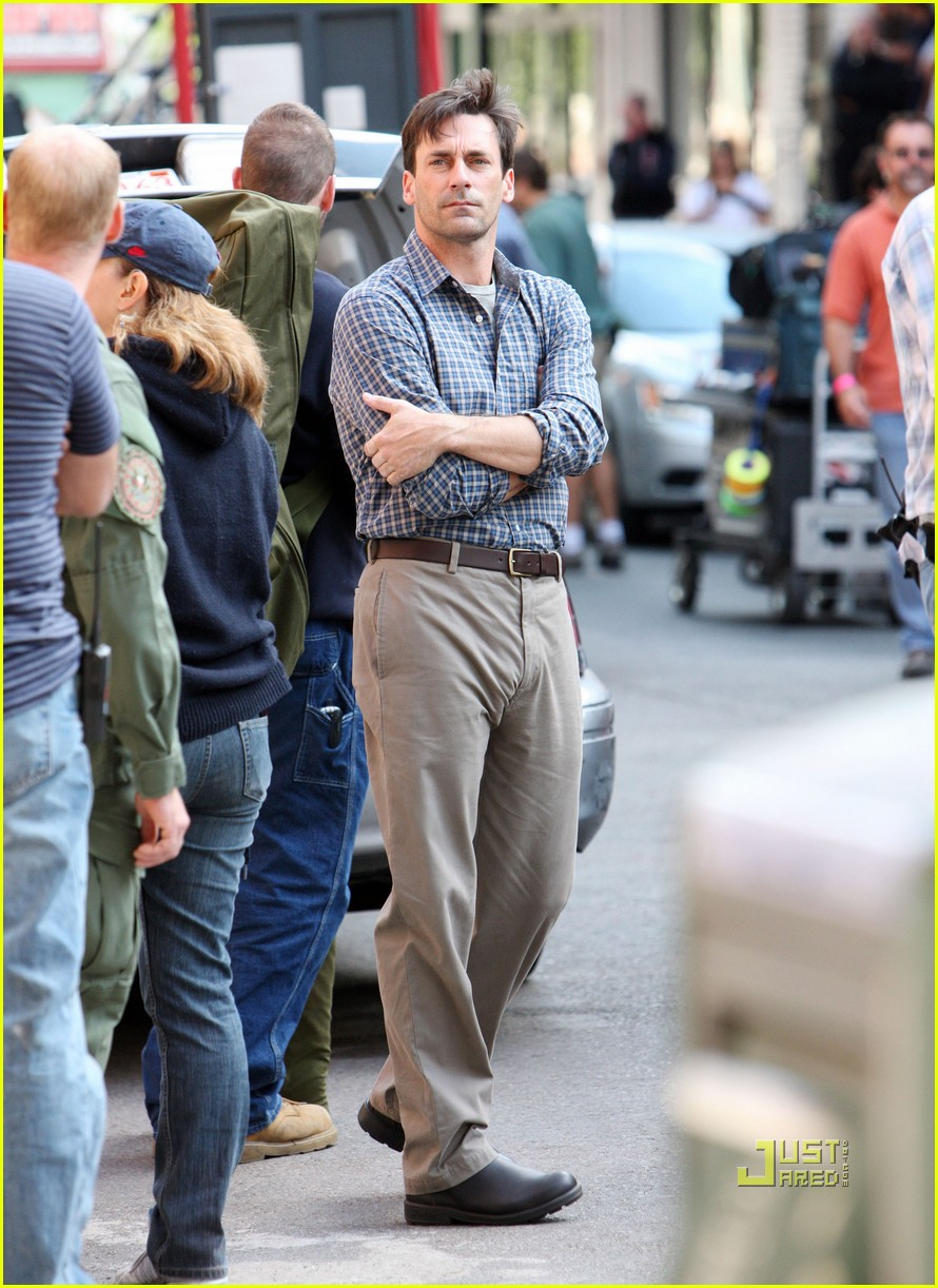 ben affleck jon hamm uniform 112227892