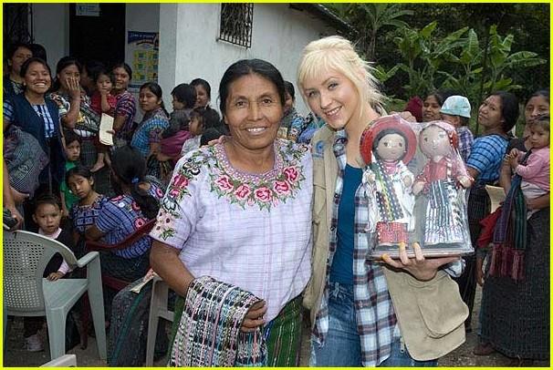 christina aguilera guatemala wfp 052239811