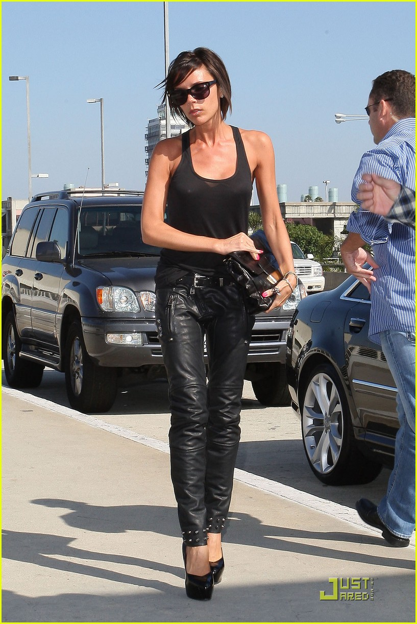 victoria beckham loves the la galaxy 042233581