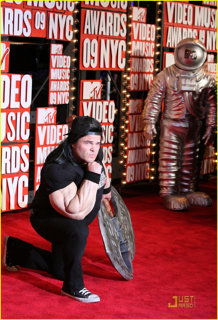 Jack black mtv video awards #10