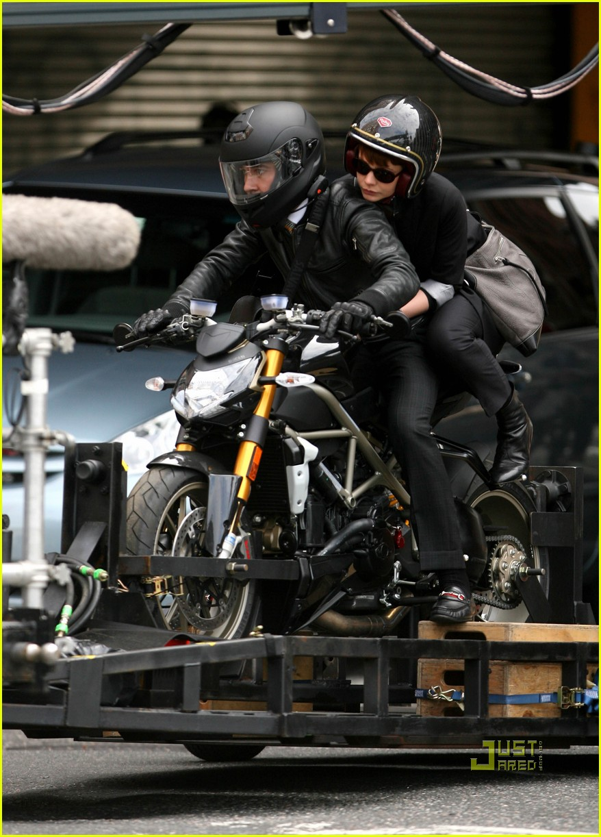 shia labeouf carey mulligan motorcycles 032254982