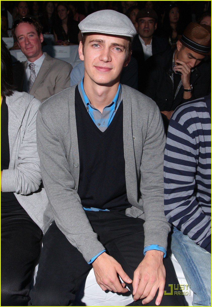 hayden christensen lacoste ny fashion week 102210422
