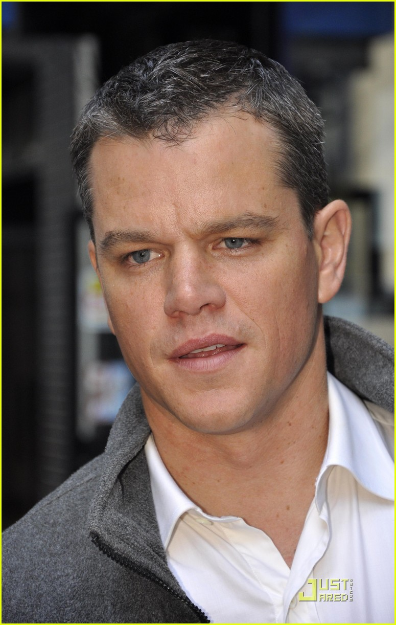 matt damon goes nuts 05