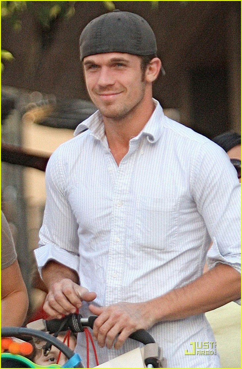 cam gigandet family fun 022199141
