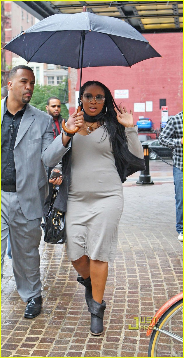 jennifer hudson post baby body 022223222