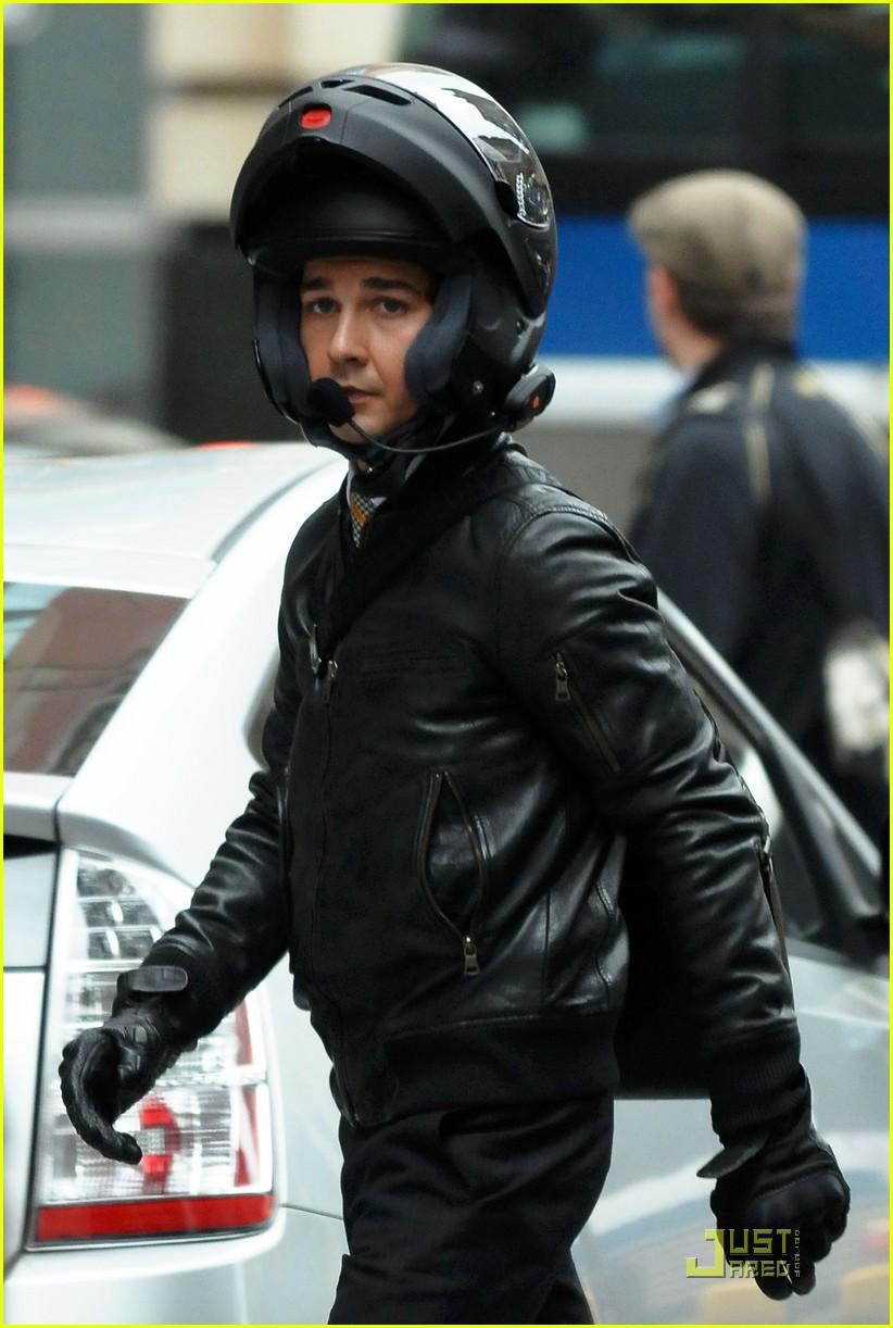 shia labeouf carey mulligan motorcycle 042219501