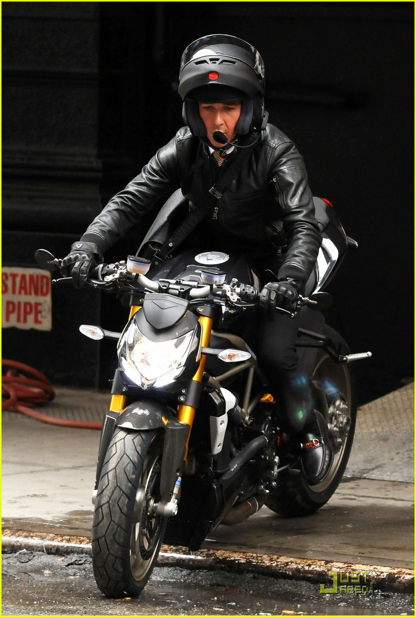 shia labeouf carey mulligan motorcycle 062219521