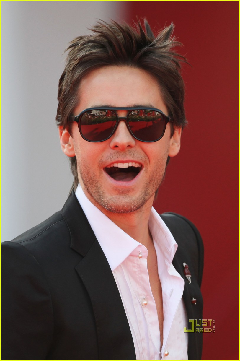 jared leto venice film festival mr nobody 142207672
