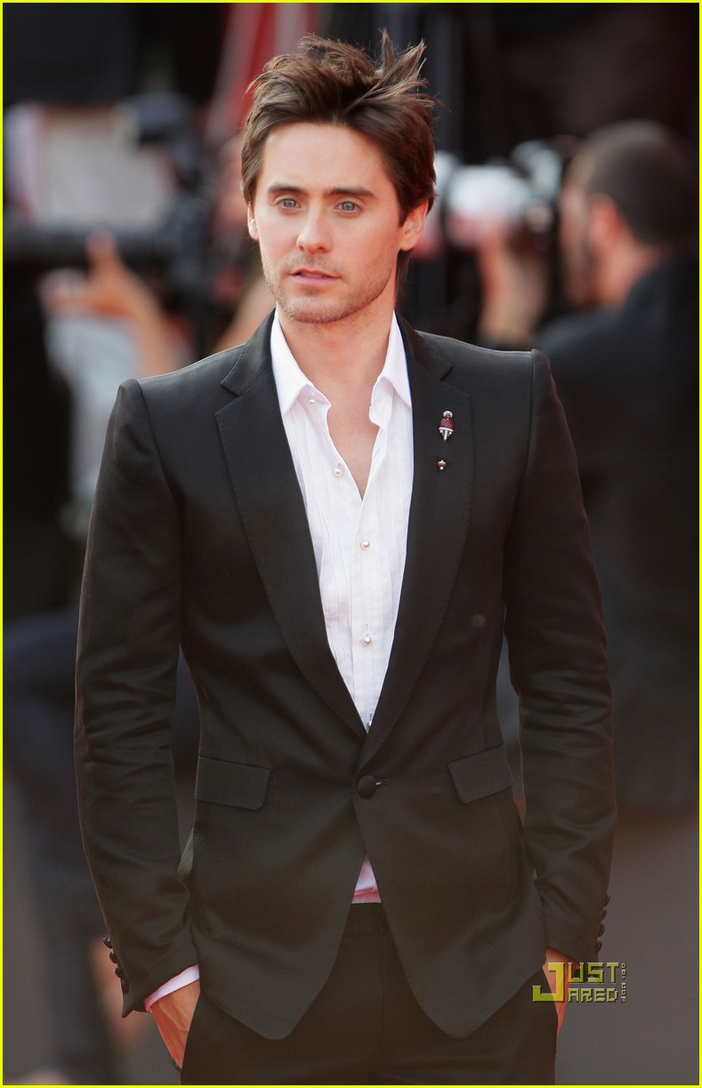 jared leto venice film festival mr nobody 15