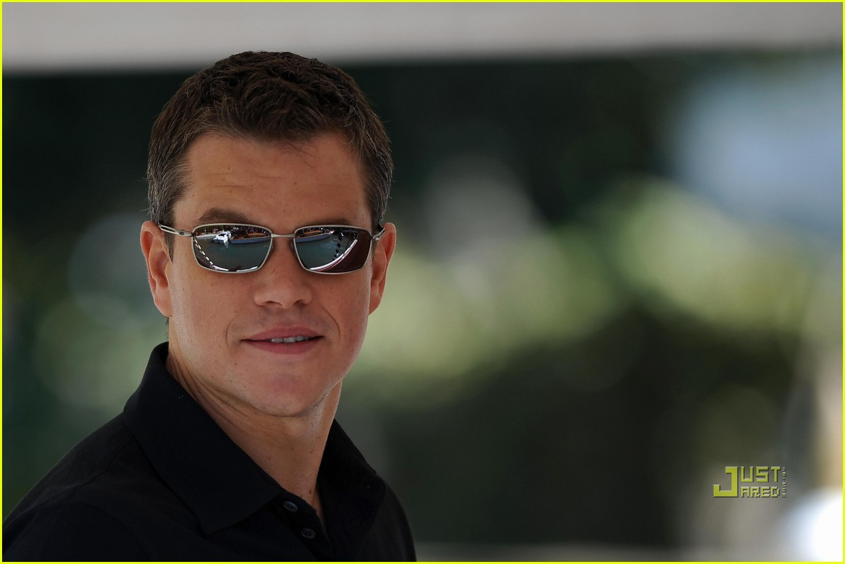 Matt Damon Informant Matt Damon Brings 39 The