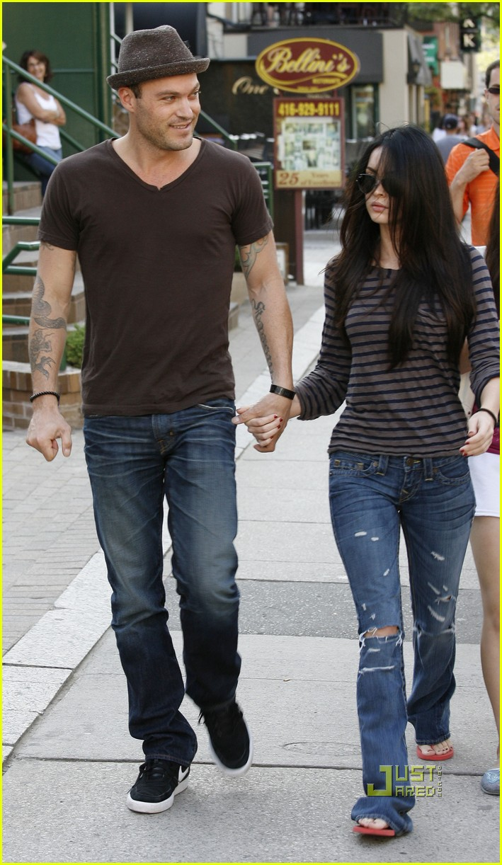 megan fox brian austin green sushi 012191401