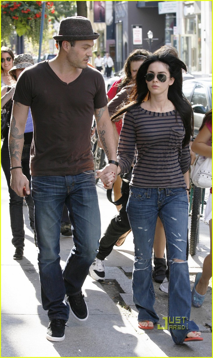 megan fox brian austin green sushi 072191461