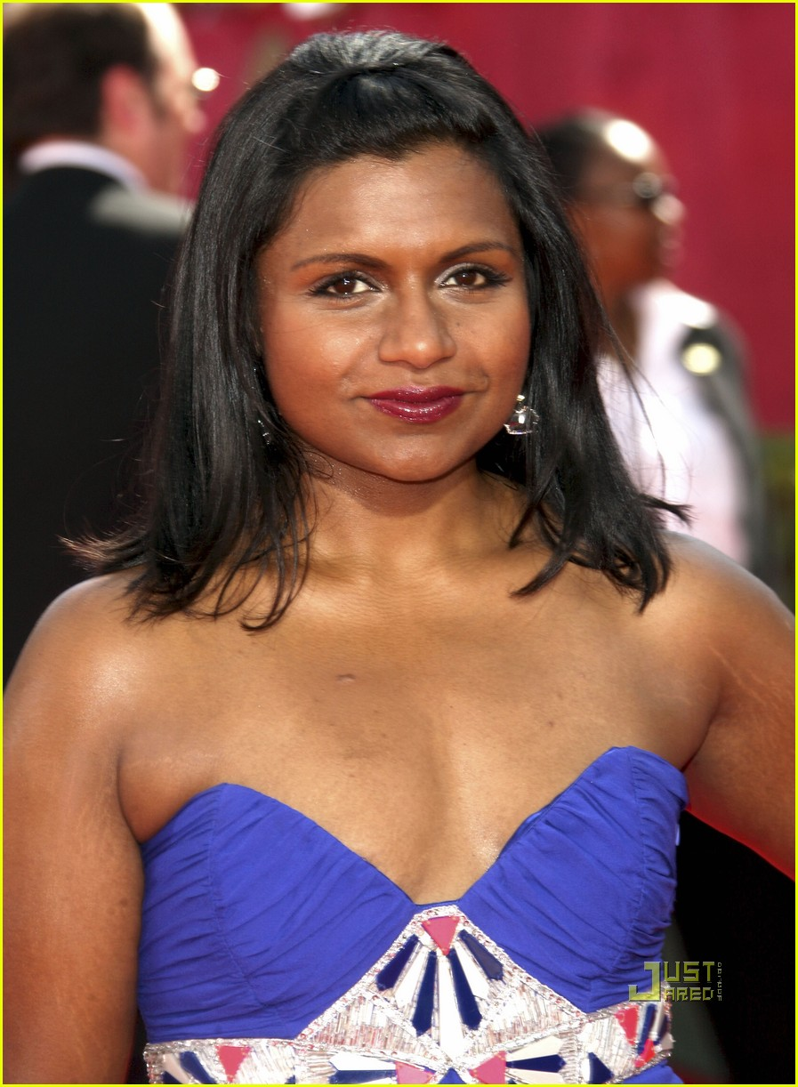 mindy kaling emmy awards 2009 02