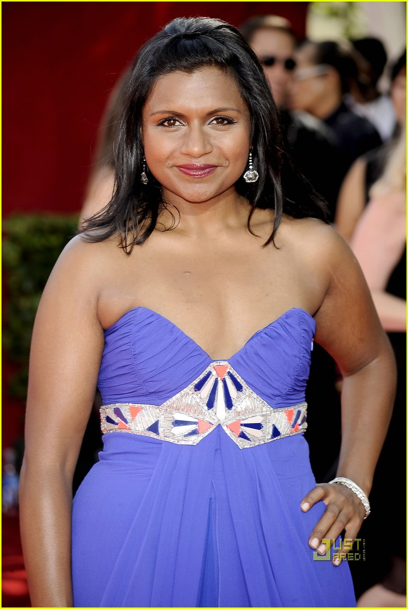 mindy kaling emmy awards 2009 04