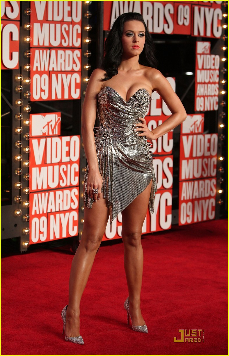 Katy Perry Mtv Vmas 2009 Photo 2211181 2009 Mtv Vmas